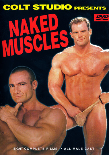 Naked Muscles Cover Front