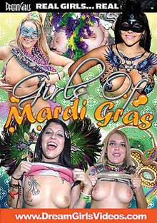 Girls Of Mardi Gras cover