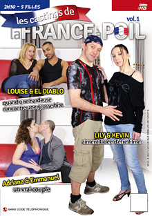 Les Castings De La France A Poil cover