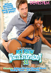My New White Stepdaddy 11 cover