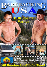 Barebacking USA: HDK  Road Trip