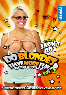 Do Blondes Have More Fun 2 cover