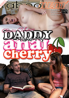 Daddy Take My Anal Cherry cover