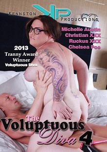The Voluptuous Diva 4 cover