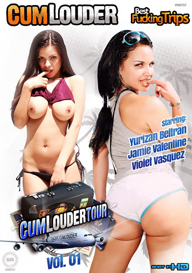 Cum Louder Tour cover