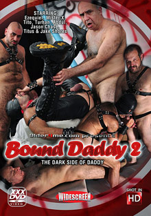 Bound Daddy 2 cover