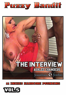 Puzzy Bandit 5: The Interview Ashlee Chambers cover