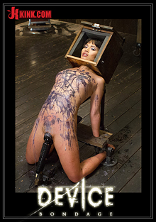 Device Bondage: Asian Whore Is Shocked And Fucked Into Oblivion cover