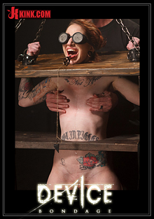 Device Bondage: Blind Fear A Device Bondage Feature cover
