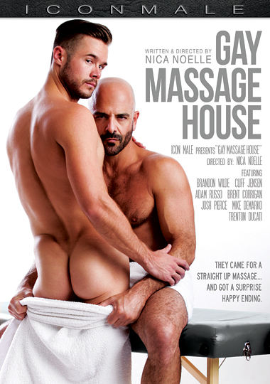 Gay Massage House 1 Cover Front