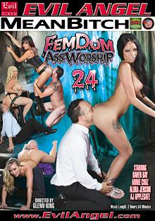 Femdom Ass Worship 24 cover