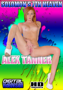 Solomon's 7th Heaven: Alex Tanner cover