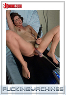 Fucking Machines: Pile Driver And Sybian Fucking