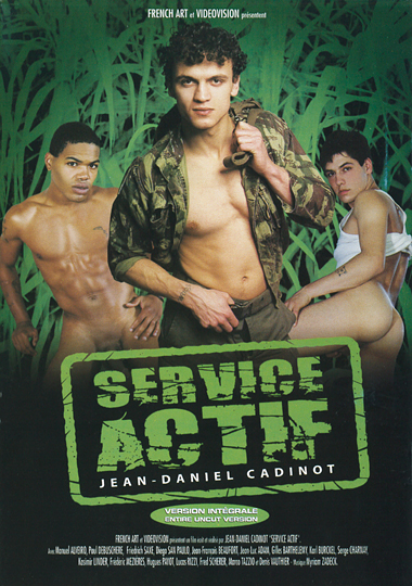 Service Actif 1 Cover Front