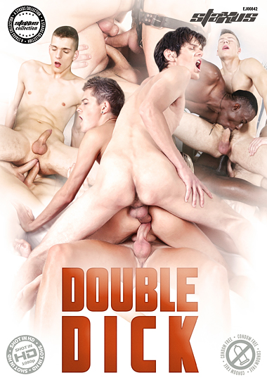 Double Dick 1 Cover Front