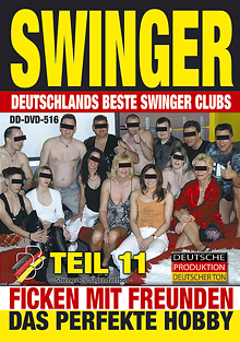 Swinger Report 11 cover