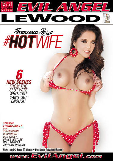 Francesca Le Is A Hot Wife cover