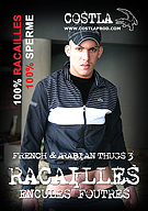 French And Arabian Thugs: Racailles Encules Foutres: Viols Dans Ma Cite 3