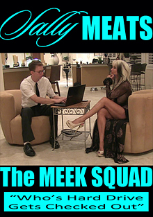 Sally Meats The Meek Squad cover