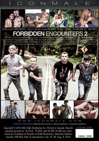 Forbidden Encounters 2 Cover Back