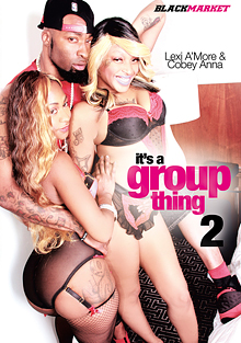 It's A Group Thing 2 cover