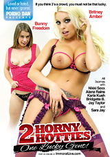 2 Horny Hotties One Lucky Gent