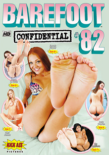 Barefoot Confidential 82 cover