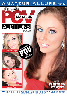 Amateur POV Auditions 2 cover