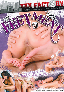 My Feet Your Meat 3 cover