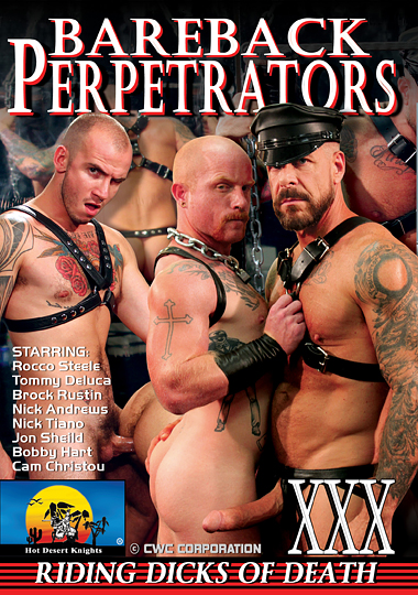 Bareback Perpetrators cover