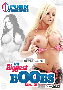 UK Biggest Boobs cover