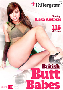 British Butt Babes cover
