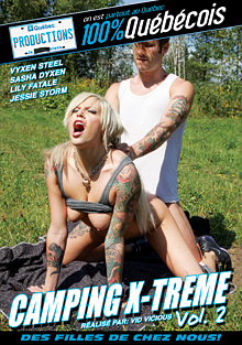 Camping X-Treme 2 cover