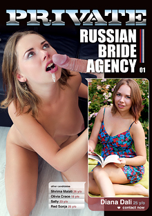 Russian Bride Agency cover