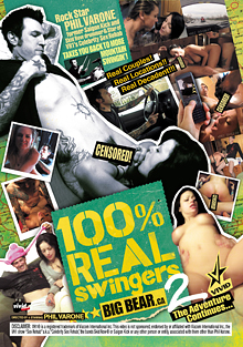 100 Percent Real Swingers: Big Bear 2 cover