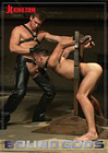 Bound Gods: Huge Cock Boy Bound, Beaten And Fucked