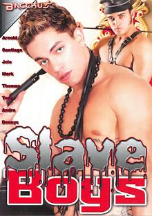 Slave Boys cover