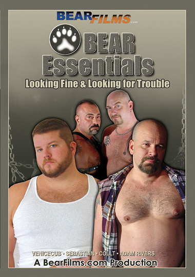Bear Essentials 1 Cover Front