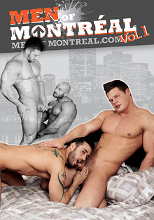 Men Of Montreal cover