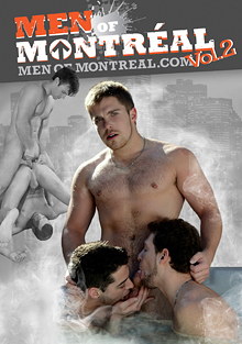 Men Of Montreal 2 cover