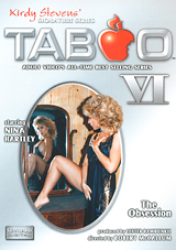 taboo 6, the obsession, nina hartley, joey silvera, scott irish, 80s porn, 1980s, kirdy stevens