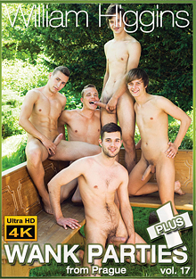 Wank Parties Plus From Prague 17 cover