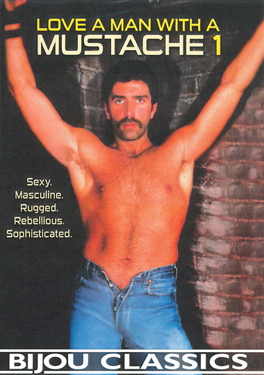 Love a Man with a Mustache 1 Cover Front