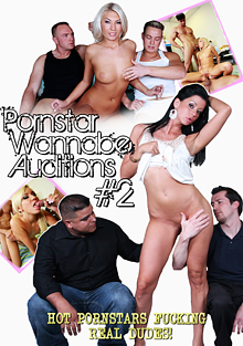 Pornstar Wannabe Auditions 2 cover