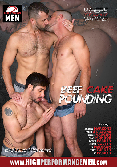 Beef Cake Pounding Cover Front
