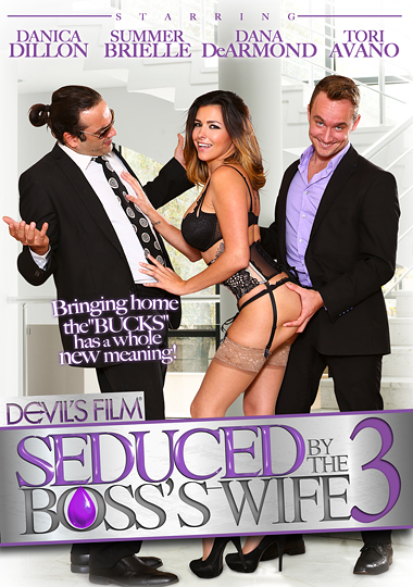 Seduced By The Bosses Wife 3 cover