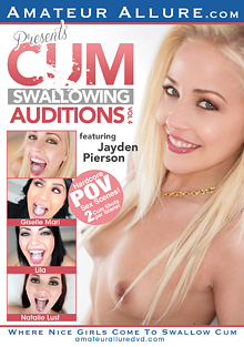 Cum Swallowing Auditions 4 cover