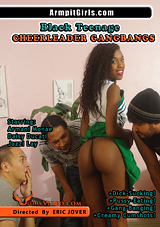 Black Teenage Cheerleader Gangbangs