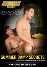 summer camp secrets, trent ferris, twink