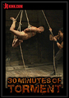 30 Minutes Of Torment: Straight Stud Takes Clover Clamps To The Balls